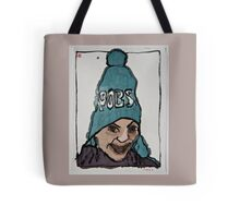 Winterportrait 3 Tote Bag
