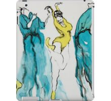4 Dancers iPad Case/Skin