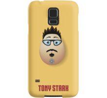 Avengers - Tony Stark Egg Samsung Galaxy Case/Skin