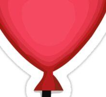 Balloon Apple / WhatsApp Emoji Sticker