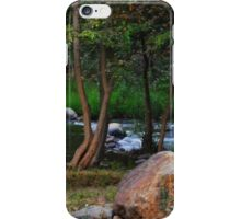 By the Riverfront iPhone Case/Skin