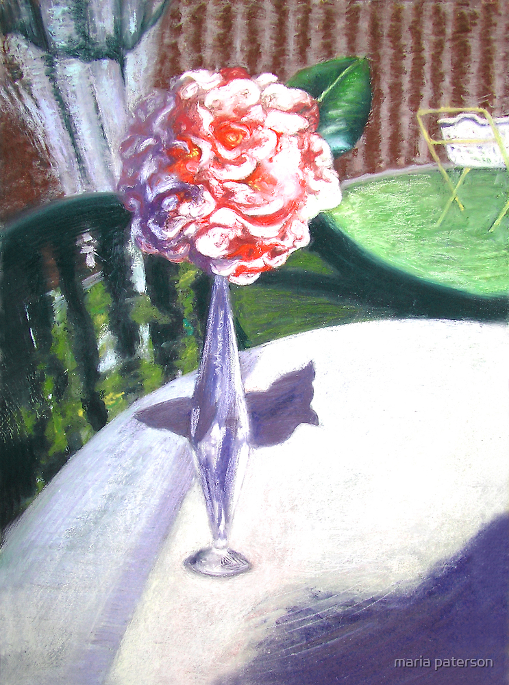 Emm's flower by maria paterson