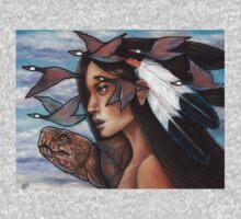 Sky Woman Iroquois Mother Goddess Kids Clothes