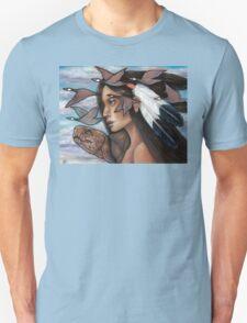 Sky Woman Iroquois Mother Goddess T-Shirt