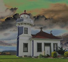 Lighthouse by Corey Bigler