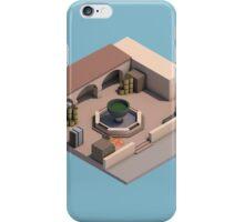 de_inferno  B Site iPhone Case/Skin