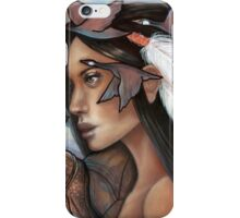 Sky Woman Iroquois Mother Goddess iPhone Case/Skin