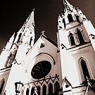 st. john's cathedral by Shannon Byous Ruddy