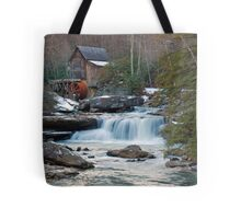 Glade Creek Grist Mill Tote Bag
