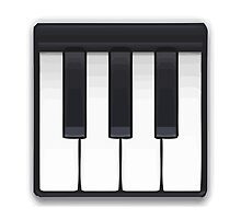 Musical Keyboard Apple / WhatsApp Emoji by emoji