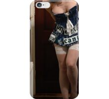Pretty Vacant iPhone Case/Skin
