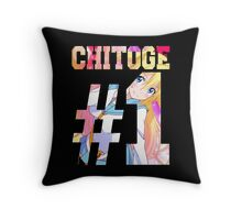 Chitoge Best Girl Throw Pillow