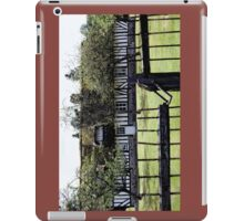Paysages Normandie LOVE  landscapes 21 (c)(t) canon eos 5 by Olao-Olavia / Okaio Créations   1985 iPad Case/Skin
