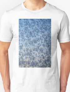 Winter frosted glass 3 T-Shirt