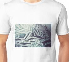 Winter frosted glass 4 Unisex T-Shirt