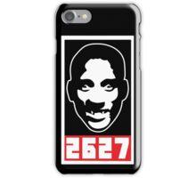 Anies 2627 iPhone Case/Skin