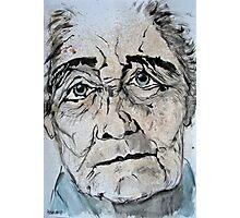 elderly lady 1 Photographic Print
