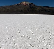 Salt Lake Volcano by kjcasey