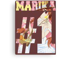 Marika Best Girl Canvas Print
