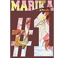 Marika Best Girl Photographic Print