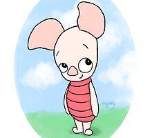 Piglet by imajenary