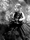 lil goth ballerina by dimarie