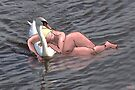 Swan by pobsb