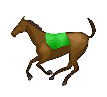 Horse Apple / WhatsApp Emoji by emoji