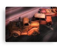 Vintage Toys No 1 Canvas Print