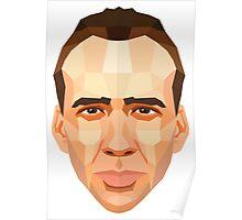 Nicolas Cage Poster