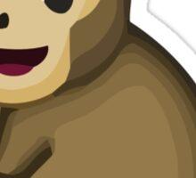 Monkey Apple / WhatsApp Emoji Sticker