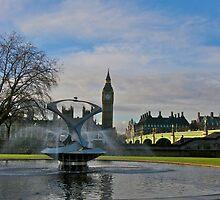 London by danielhardinge
