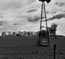 The old Windmill by falcongillis