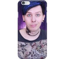 AmazingPhil Punk Edits In Real Life iPhone Case/Skin