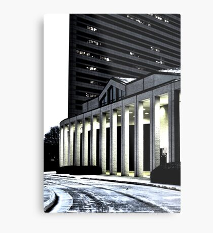 south architecture Metal Print