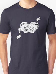 Robert De Niro Comedy and Tragedy Mask -- FUNNY Unisex T-Shirt