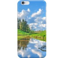 May afternoon iPhone Case/Skin