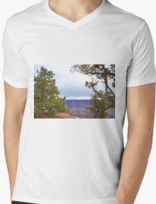 Grand Canyon 6 Mens V-Neck T-Shirt