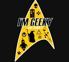 I am Geeky Unisex T-Shirt