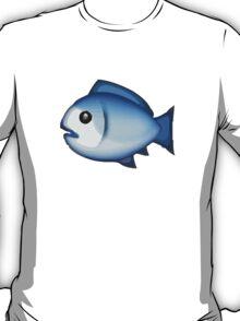 Fish Apple / WhatsApp Emoji T-Shirt