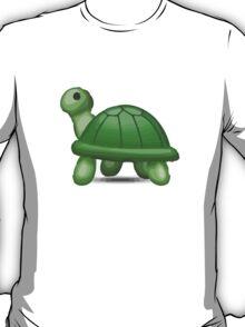 Turtle Apple / WhatsApp Emoji T-Shirt