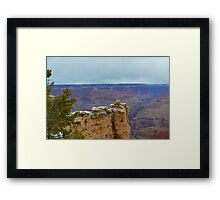 Grand Canyon 7 Framed Print