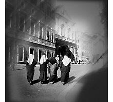 Roman Nuns Photographic Print