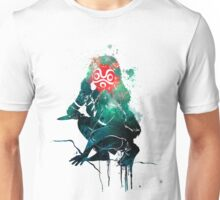 Princess Mononoke Watercolor Unisex T-Shirt
