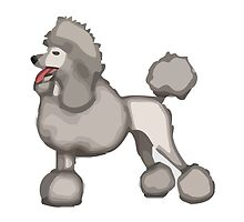Poodle Apple / WhatsApp Emoji by emoji