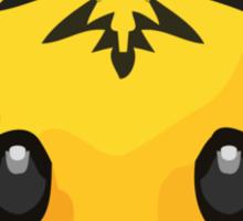 Tiger Face Apple / WhatsApp Emoji Sticker