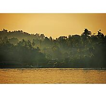 Indonesian Sunset Photographic Print