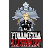 Full Metal Alchemist 2 Photographic Print