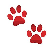 Paw Prints Apple / WhatsApp Emoji by emoji