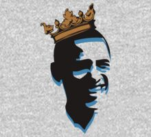 OBAMA CROWN by bluebaby